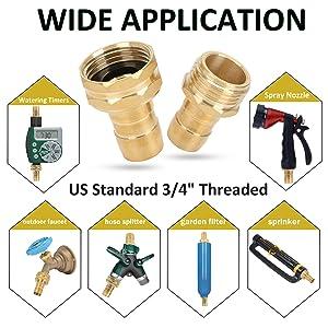 garden hose repair kit