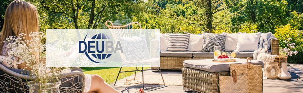 deuba ensemble de jardin en bois d acacia 1 table et 2 chaises pliables salon de jardin balcon terrasse ensemble table et chaises