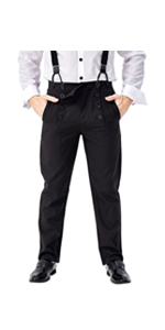Medieval Steampunk Pants