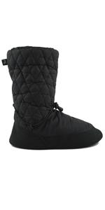 dance warm up boot
