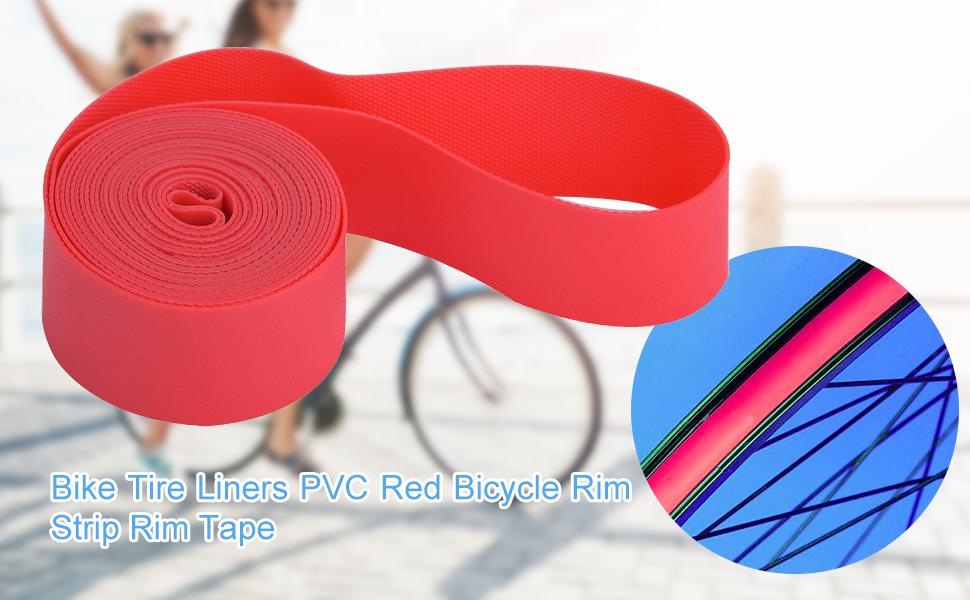 "Herrmans Bike Wheel Rim Tape Twin Pack 20/"" 14x406//20/"""