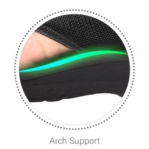 comfortable sandals for women with arch support