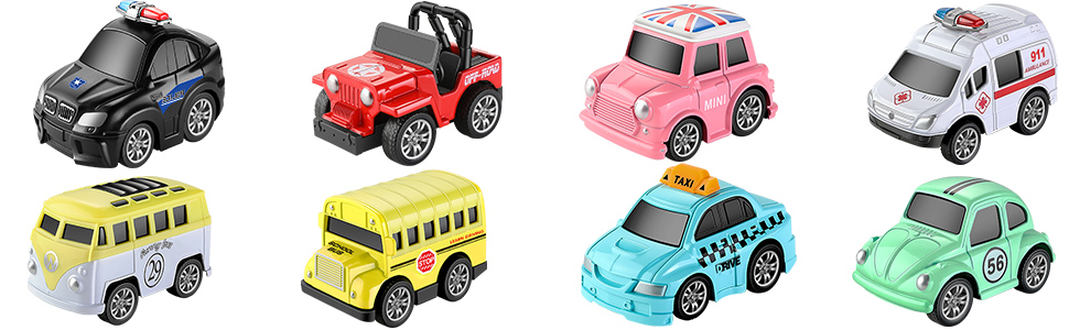 Alloy metal cars toys