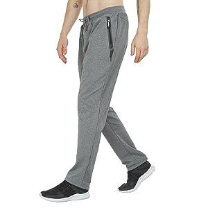 Pantaloni palestra uomo con Tasche