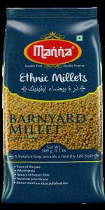 Manna Barnyard Millet