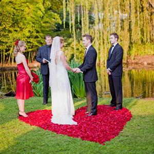 fiori artificiali per matrimonio