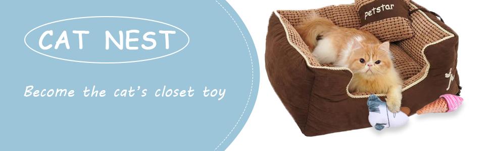 cat toy set
