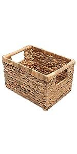 high water hyacinth baskets storage