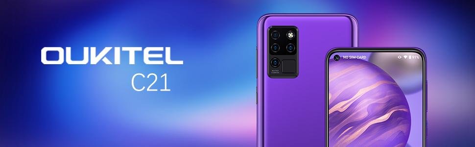 oukitel C21 phone