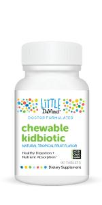 Chewable Kidbiotic
