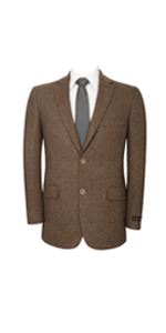 Wool Jacket-J4654