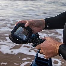 touchscreen great audio secure waterproof