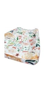 Changing Pad Cover-Secret Garden