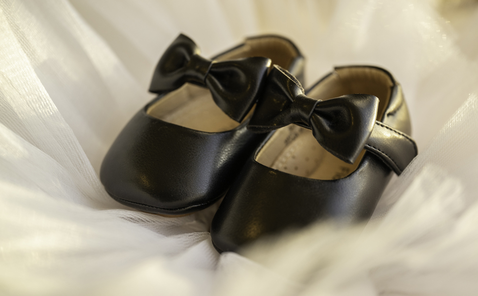black dress shoes for baby toddler girl Baby walking shoes Christmas gift Halloween party infant