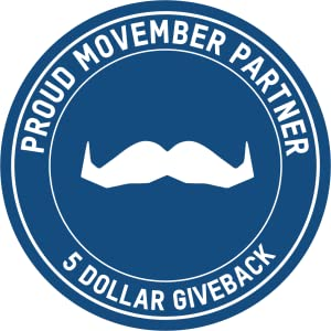 Movember Foundation Partnership with SELFISH mens skincare line