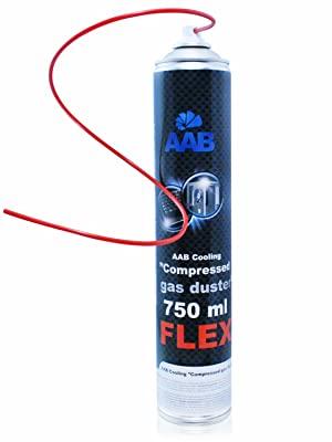 Préparation en Spray  Sans Odeur Nettoyage PC  Enlever la Poussière  Bombe d'Air Sec