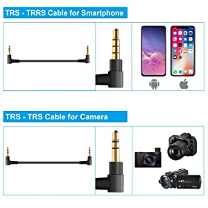 COMPATIBLE WITH CAMERA AND SMARTOHONT