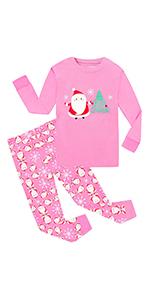 Kid's christmas pajamas