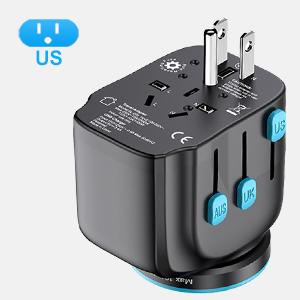 us travel plug