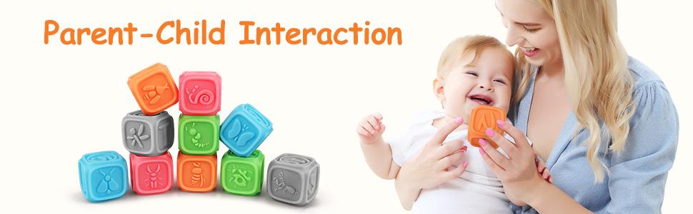 juguetes de bebé ayudante de madre