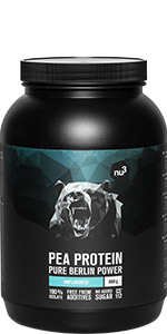 nu3 Proteína Vegana 3K – 1kg vainilla + 1kg chocolate – min ...