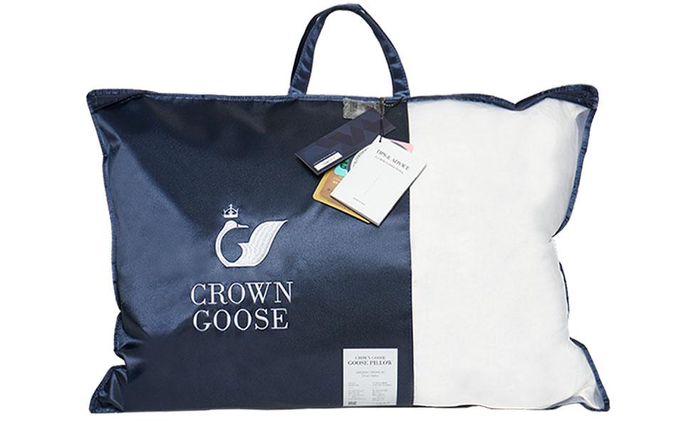 Luxury Goose Pillow Down Duvet pack