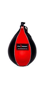 Black Red Genuine Leather