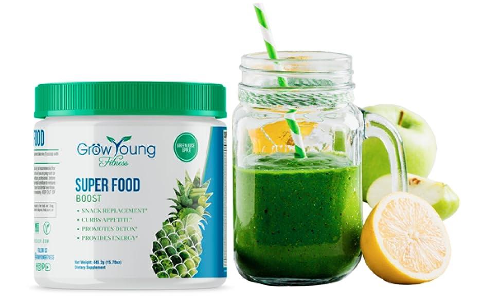 Super Food Green Juice