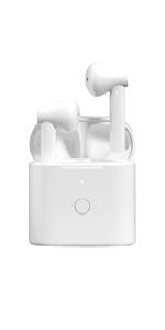 Auriculares Bluetooth Auriculares inalámbricos Bluetooth 5.0 Sonido Estéreo Auricular Mini Twins