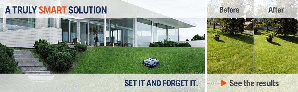 Smart Lawn