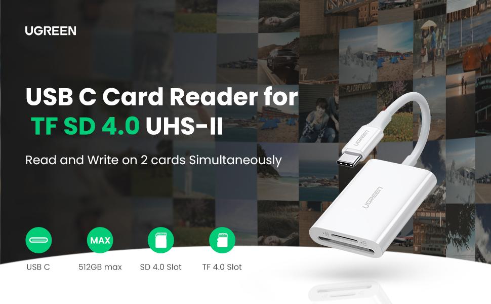 usb c sd card reader