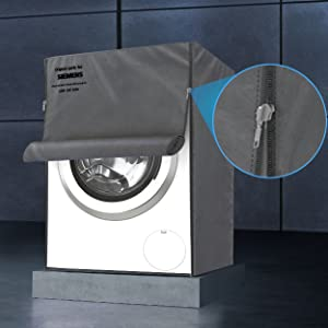 Siemens protective dust cover grey zipper for convenient use