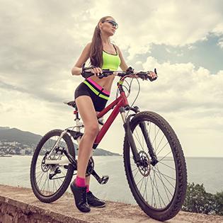 Women's Cycling Underwear 3D Padded