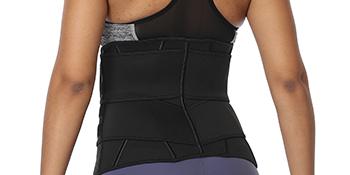 Women Waist Trainer Belt Waist Trimmer Slimming Belly Band Body Shaper Sports Girdles Workout Belt