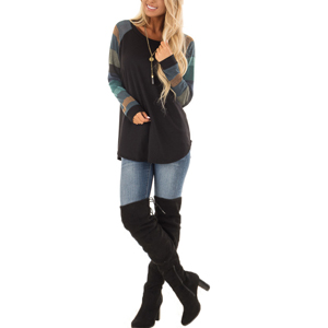 long tunic shirts for women for leggings