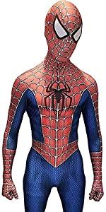 raimi spiderman spider-man halloween cosplay costume bodysuit zentaisuit morphsuit plugsuit spidey