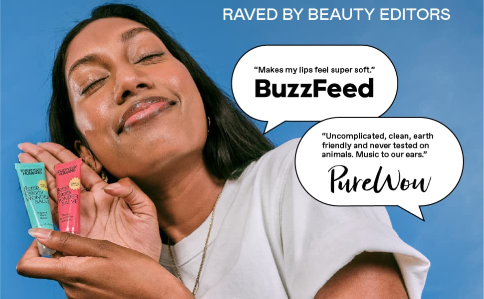 Raved by Beauty Editors at BuzzFeed & PureWow