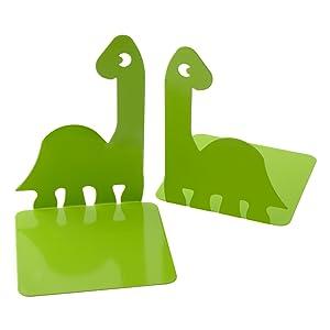 Dinosaur Bone BOOKENDS-HPNK