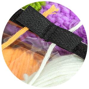 sac du fil de laine