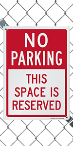 This Space is Reserved