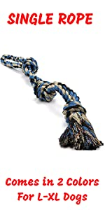 dog chew rope tug toy large breed dogs power chewers pacific pups products durable toys heavy chewer