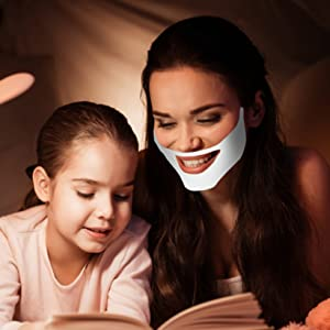 Comfort Face Chin Lift Mask