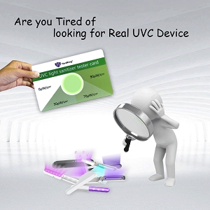 are you tried of looking for real uv-c device