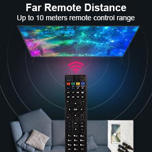 Zerone Universal Fernbedienung Smart Tv Box Elektronik