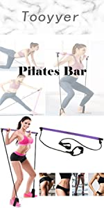 Pilates bar