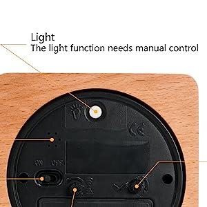 manual control light
