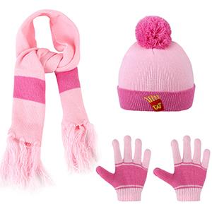 Polar Extreme Boys 2 Piece Hat//Glove Set
