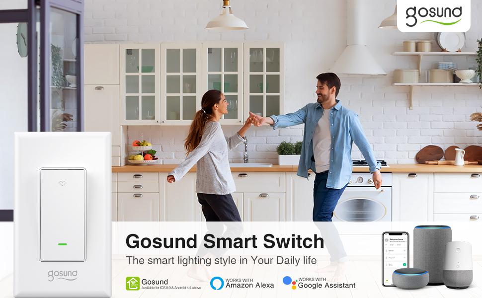 gosund smart switch make your life better