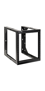 Wall Mount Swing Out Open Frame