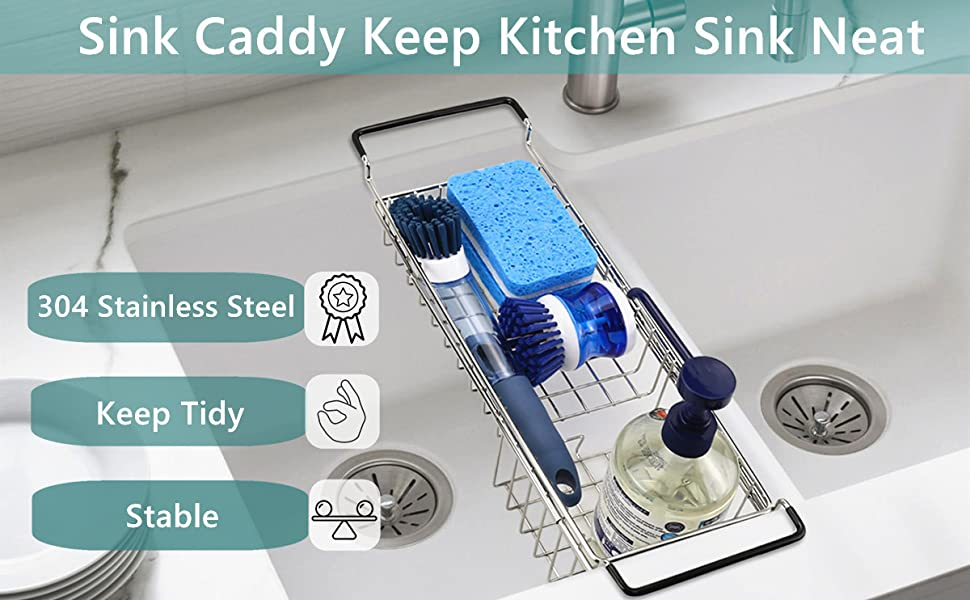 Sink caddy